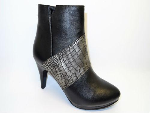 Luveshoes Short Dress Boots