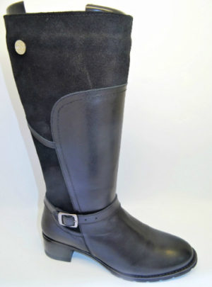 Dorking Leather Tall Boots