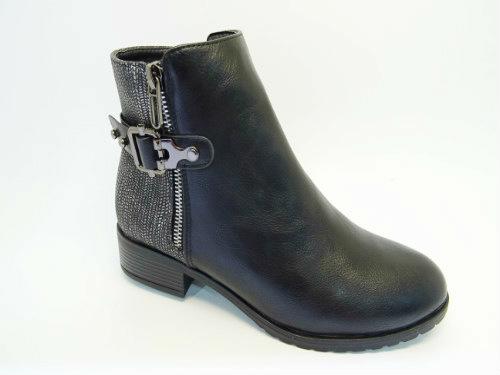 Women fashion, short boot