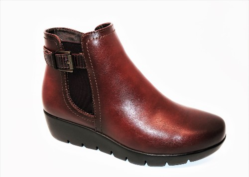Patrizia boots 16626 burgundy