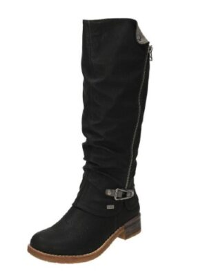 women tall shaft boots