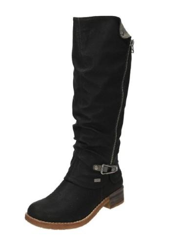 women tall shaft boots